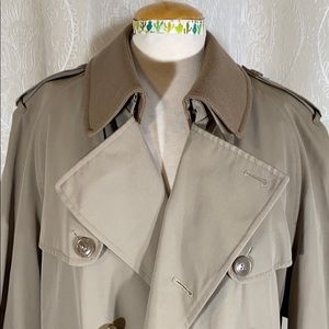 Misty Harbor Double Breasted Trench/Rain Coat